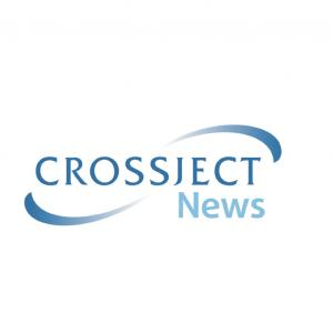 Logo Newsletter Crossject